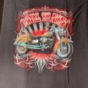 T-shirts 8 xl -  Věrný k nikomu motorka