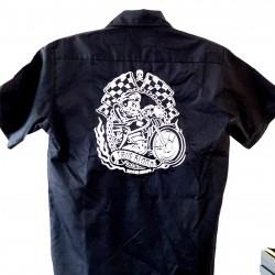Košile Kostky true blood