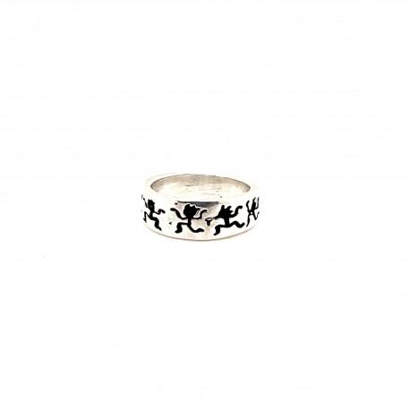 Prsten stříbrný - Postavičky