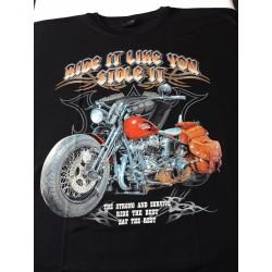 Triko 6 xl moto custom