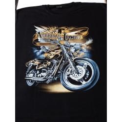 T-shirts 4 xl -  Moto americká legenda
