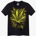 T-shirts - zelenkava tráva