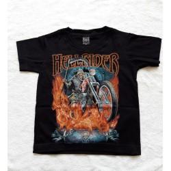 Dětské tričko - Hell Rider
