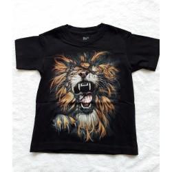 Tričko dětské - Rozzuřený tygr