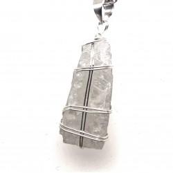 Přívěsek  stříbrný  - Měsíční kámen