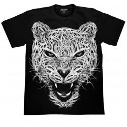 T- Shirts  S - Bílý Panter