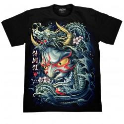 T Shirts M- Siamský ďábel