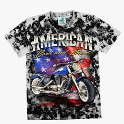 T Shirts XXL - Americká motorka