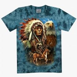 T-shirts XXL - Indián na koni