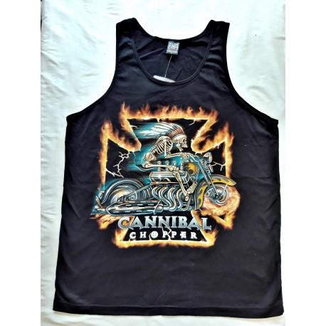 T-shirts - Nátělník - Canibal choppers