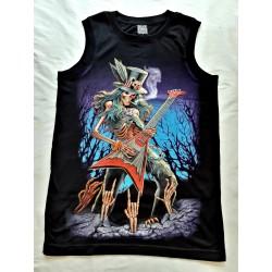 Tričko bez rukávu - Kytarista Slash