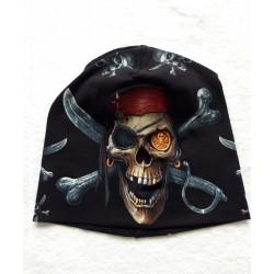 Čepice  - Pirát
