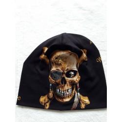 Čepice -  lebka kosti