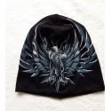 Čepice šedý orel